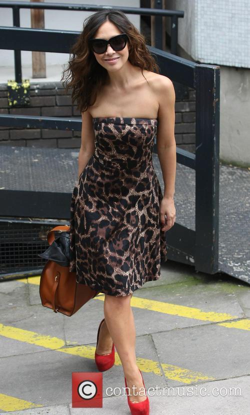 Myleen Klass leaving ITV Studios