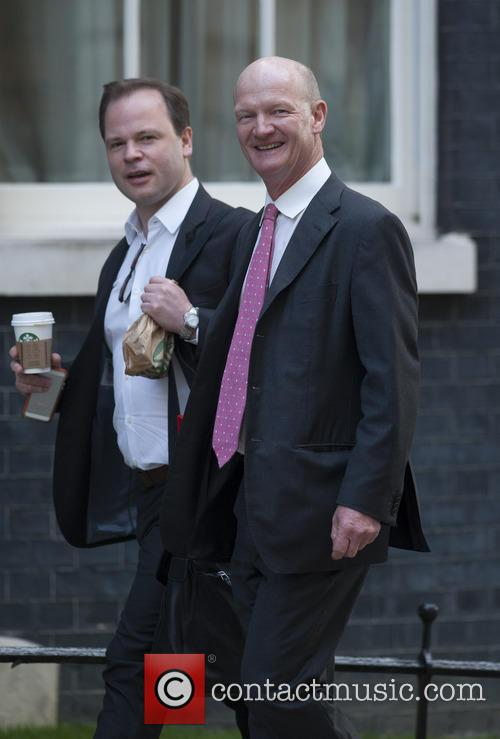 Ministers at number 10 Downing Street