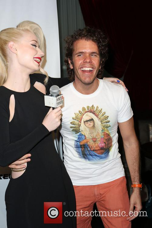 Iggy Azalea and Perez Hilton 2