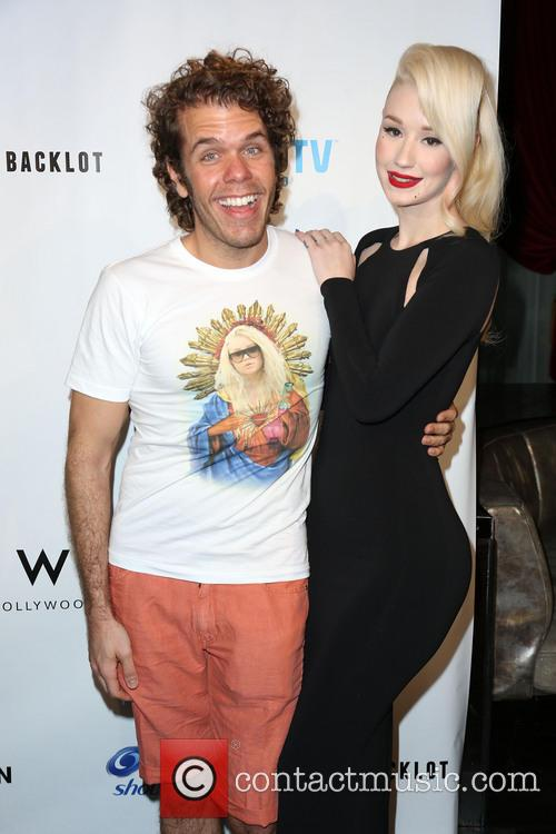 Perez Hilton and Iggy Azalea 5