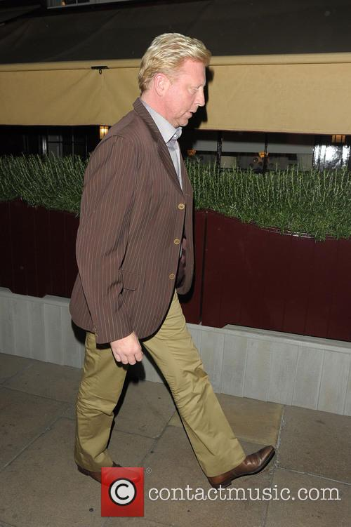 boris becker celebrities at loulous 3734831
