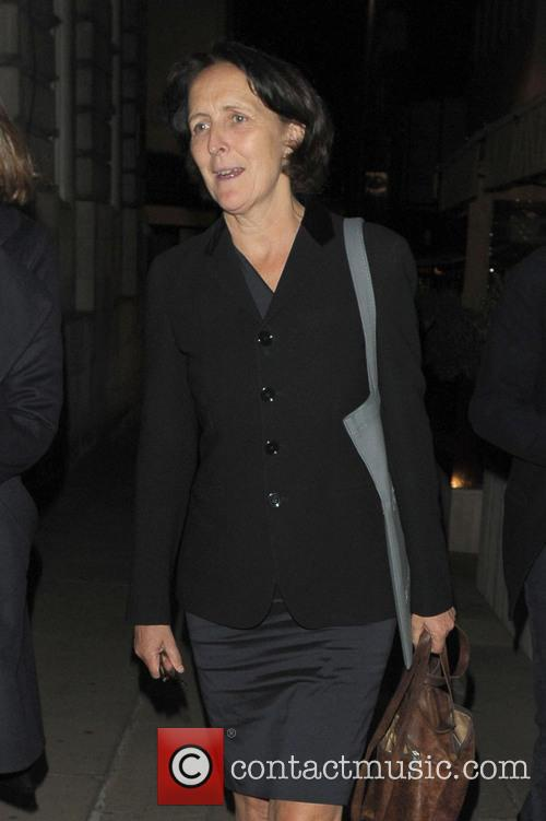 fiona shaw celebrities at loulous 3734843