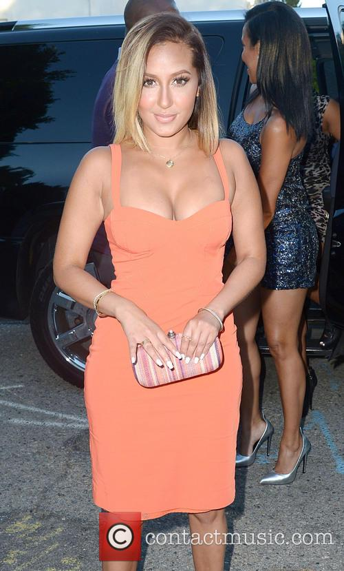adrienne bailon the svedka splash of summer 3735172