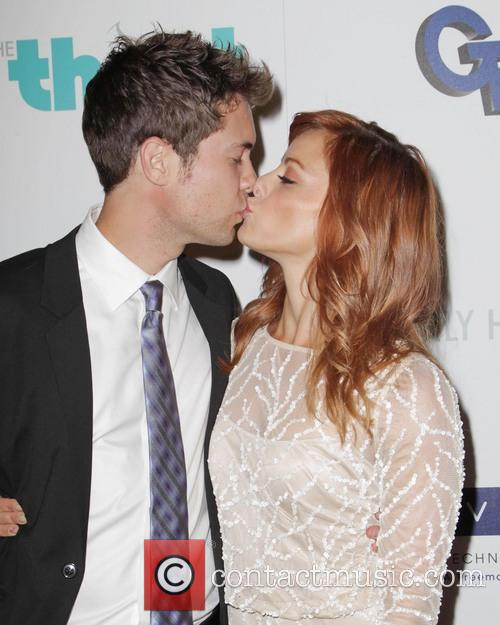 Drew Seeley and Amy Paffrath 5