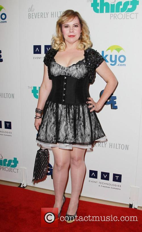 kirsten vangsness the 4th annual thirst gala 3735337