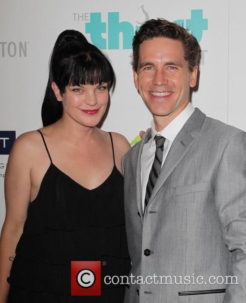 Pauley Perrette and Brian Dietzen 8