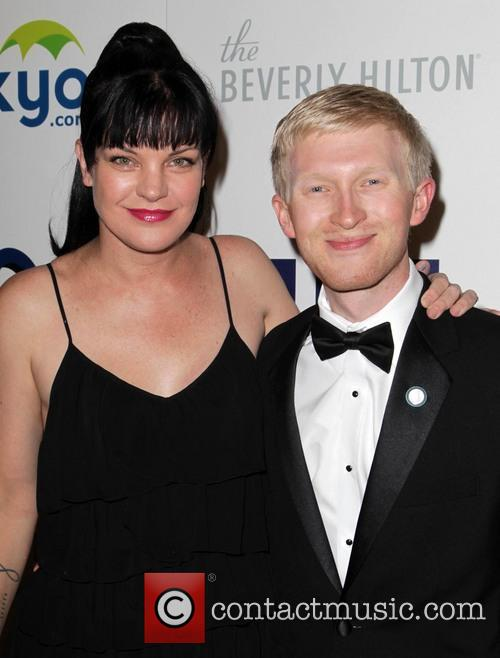 Pauley Perrette and Seth Maxwell 7