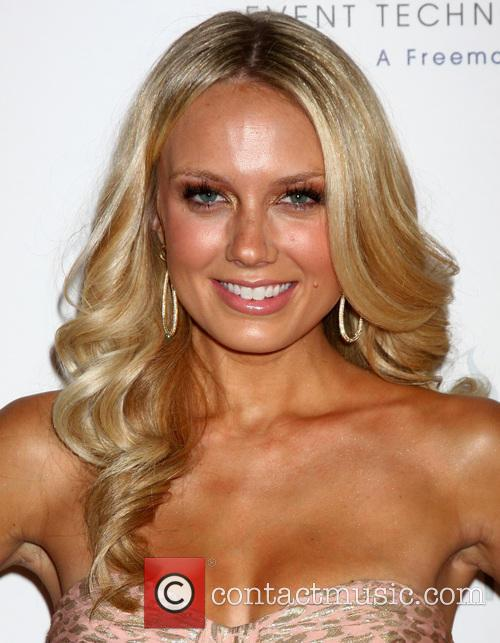 Melissa Ordway, Beverly Hilton Hotel