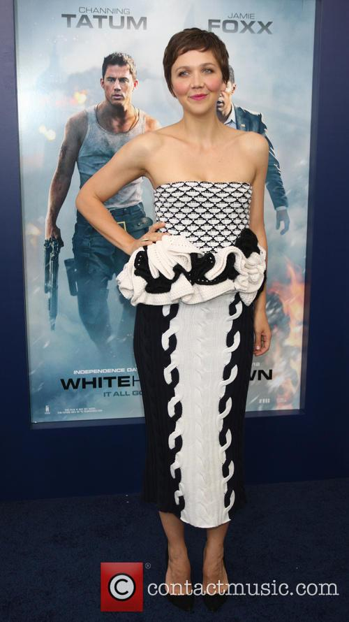 Premiere Of White House Down