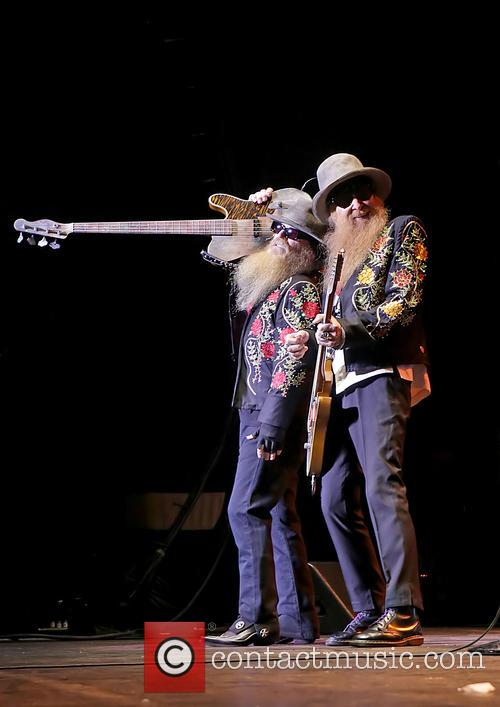 Billy Gibbons and Dusty Hill 8
