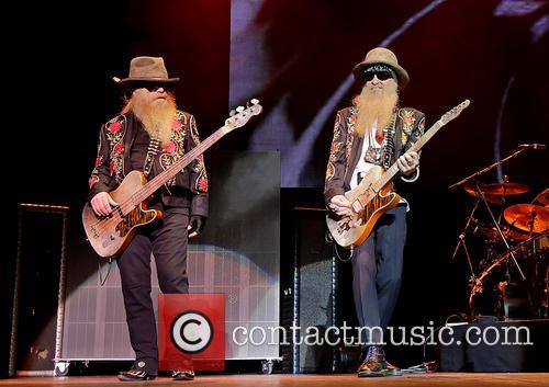 Billy Gibbons and Dusty Hill 11