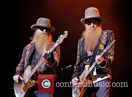 Billy Gibbons and Dusty Hill 13