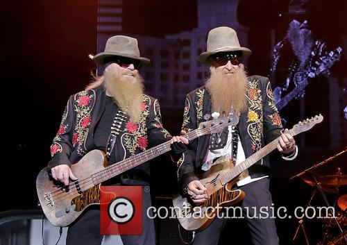 Billy Gibbons and Dusty Hill 15