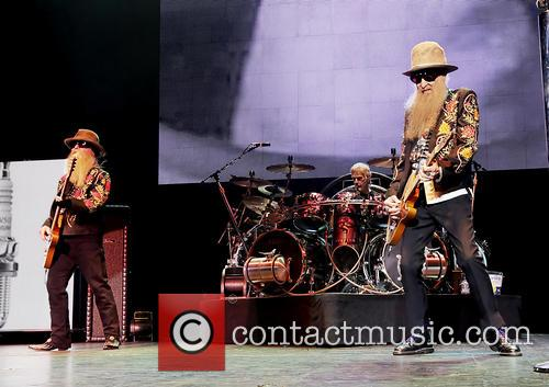 Billy Gibbons, Frank Beard and Dusty Hill 7