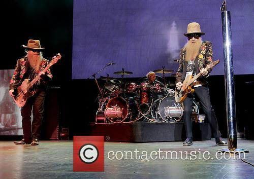 Billy Gibbons, Frank Beard and Dusty Hill 3