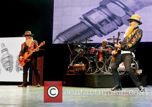 Billy Gibbons, Frank Beard and Dusty Hill 4