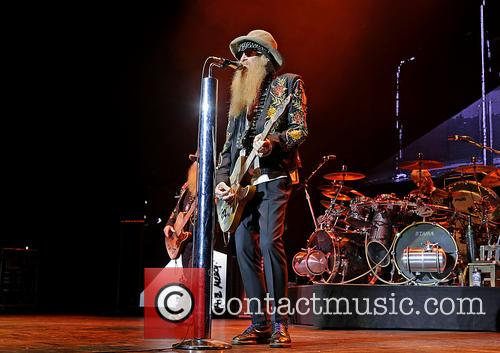 Billy Gibbons and Frank Beard 5
