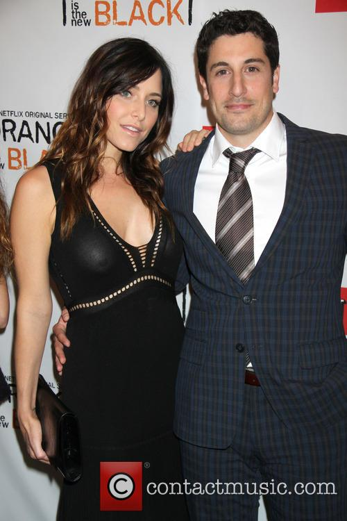 Jason Biggs, Jenny Mollen, Orange Is The New Black Premiere