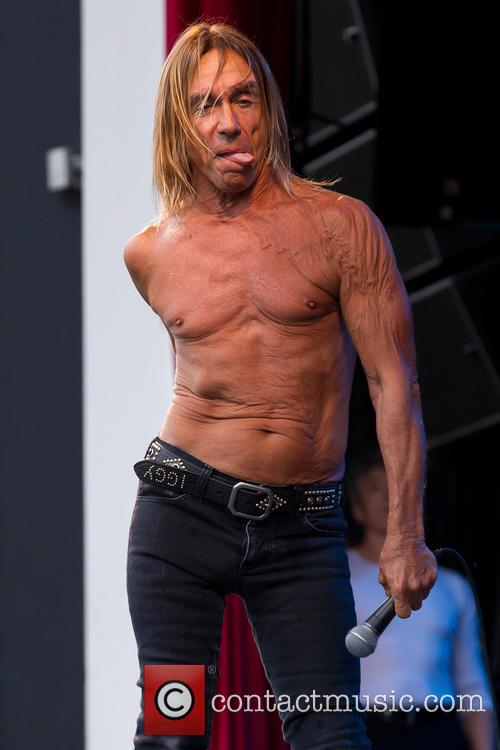 Iggy & The Stooges and Iggy Pop 9