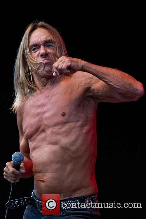 Iggy & The Stooges and Iggy Pop 11