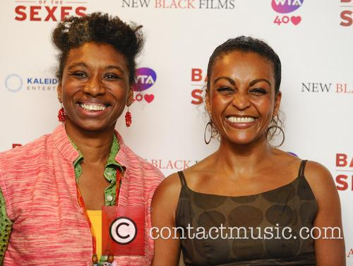 Adjoa Andoh and Guest 2