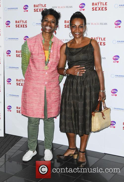 Adjoa Andoh and Guest 1