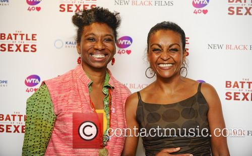 Adjoa Andoh and Guest 3