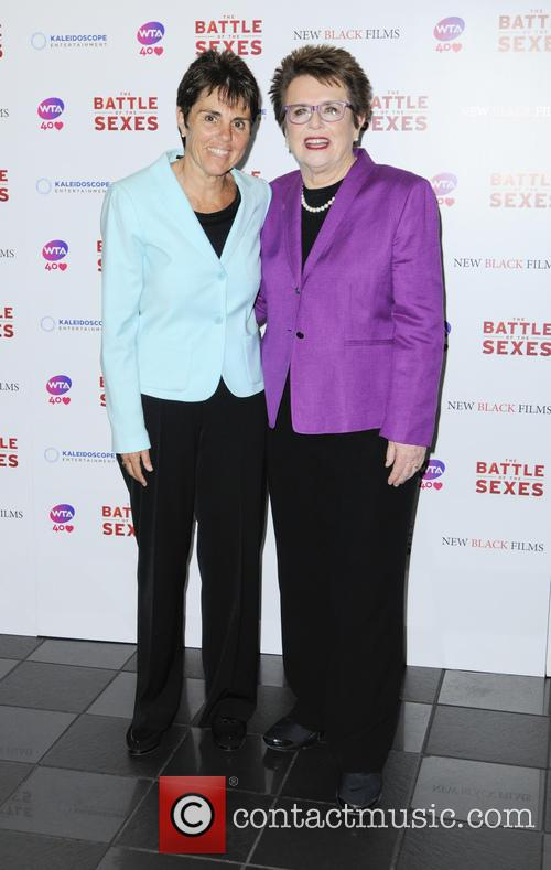 Billie Jean King and Guest 11