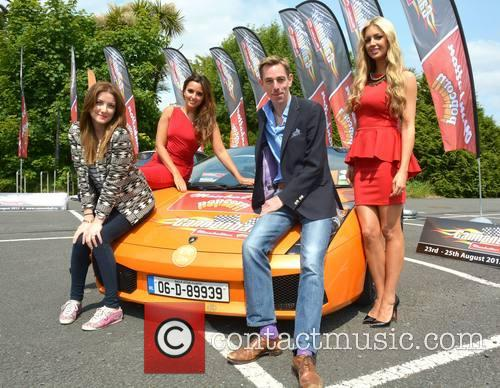 Cannonball 5 Launch at RTE