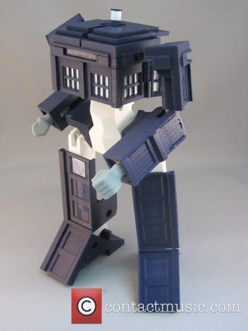 Doctor Who and Transformers 1