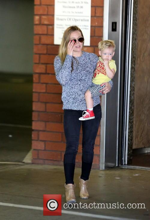 Hilary Duff and Luca Comrie 12