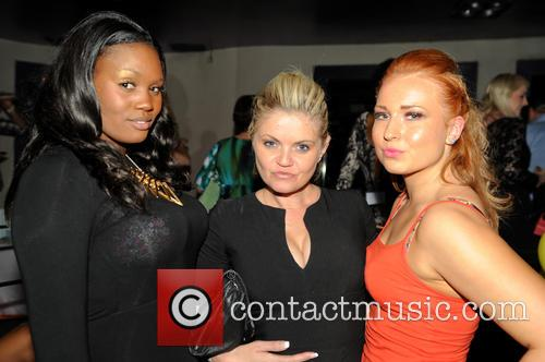daniella westbrook the holiday boutique launch party 3736846