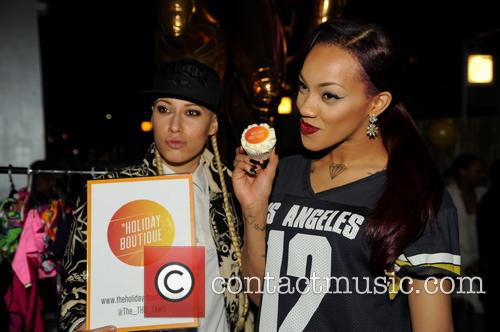 Karis Anderson, Courtney Rumbold and Stooshe 1