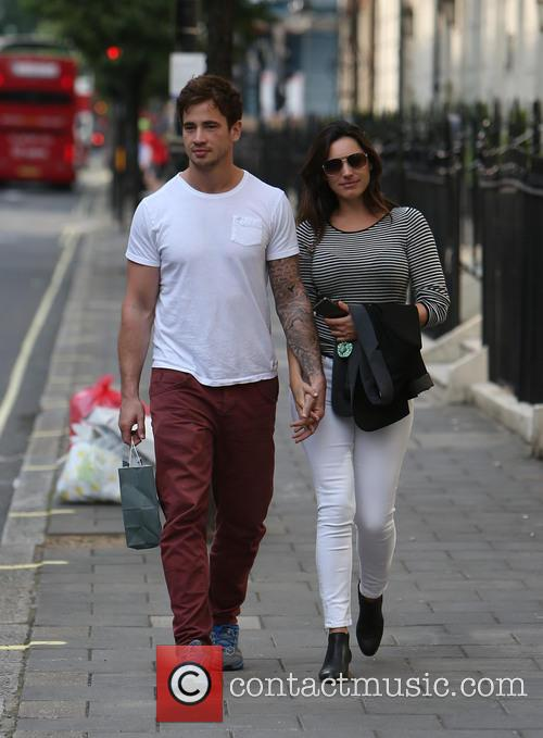 Kelly Brook and Danny Cipriani 2