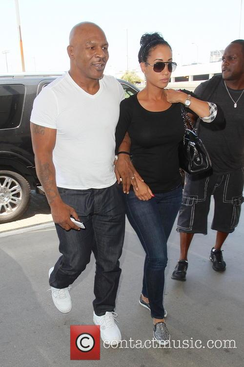 Mike Tyson and Lakiha Spicer 2