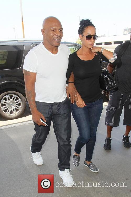 Mike Tyson and Lakiha Spicer 3