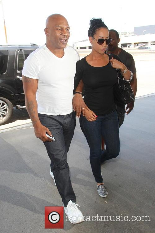 Mike Tyson and Lakiha Spicer 4