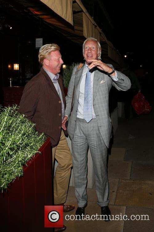 boris becker celebrities at loulous 3734858