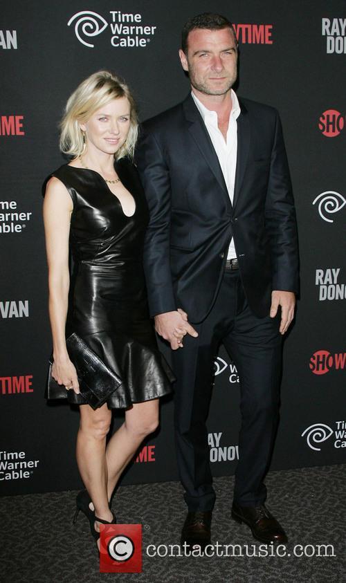 Naomi Watts and Liev Schreiber 4