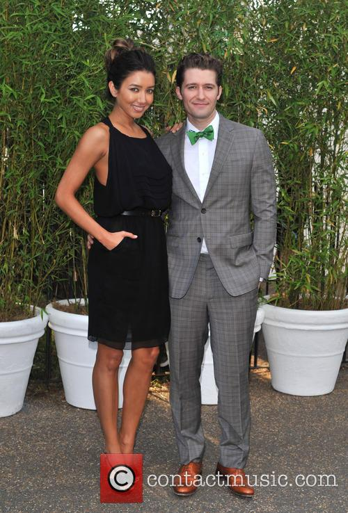 Matthew Morrison and guest 1