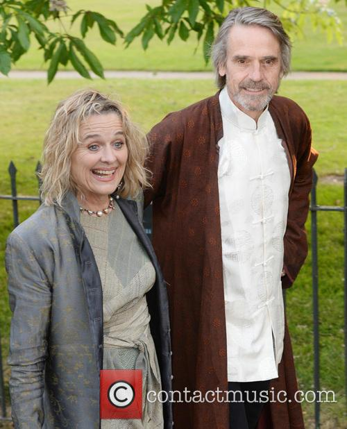 Jeremy Irons and Sinead Cusack 2