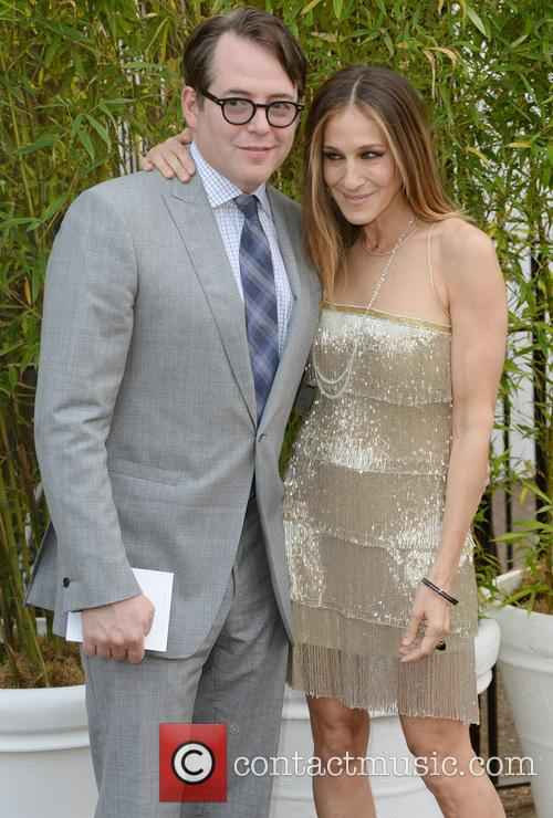 Matthew Broderick and Sarah Jessica Parker 4