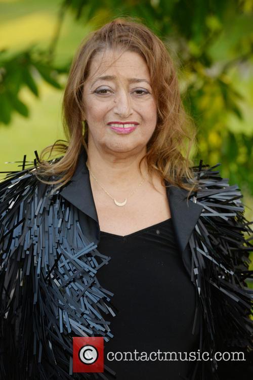 Zaha Hadid 8