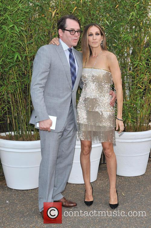 Matthew Broderick and Sarah Jessica Parker 8