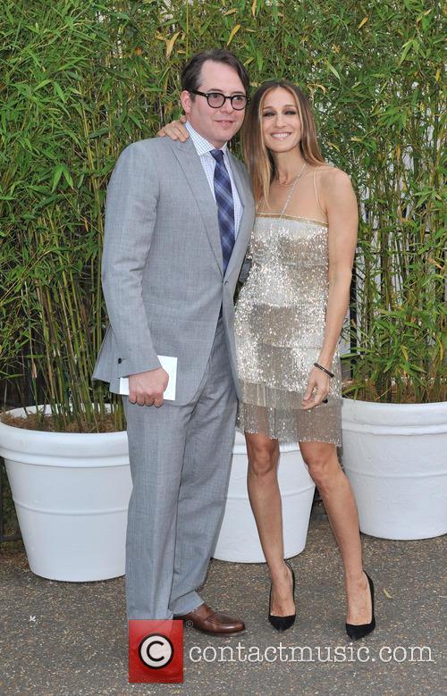 Matthew Broderick and Sarah Jessica Parker 9
