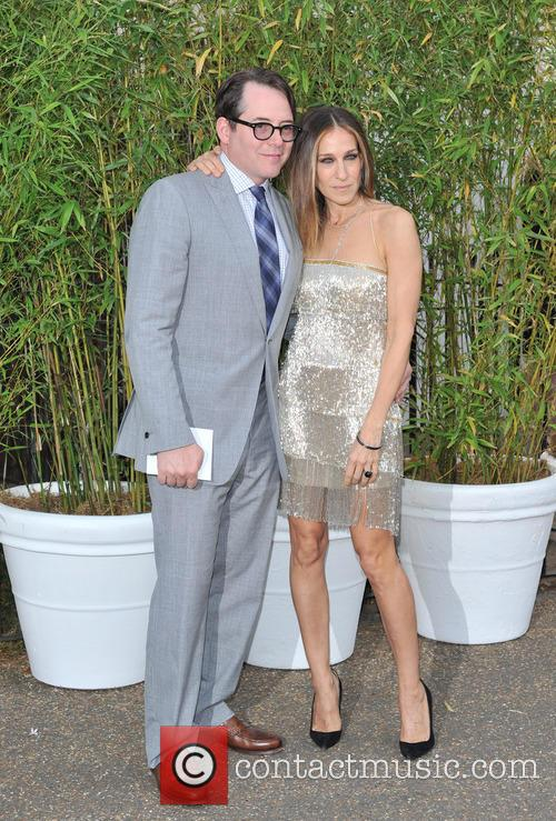 Matthew Broderick and Sarah Jessica Parker 10
