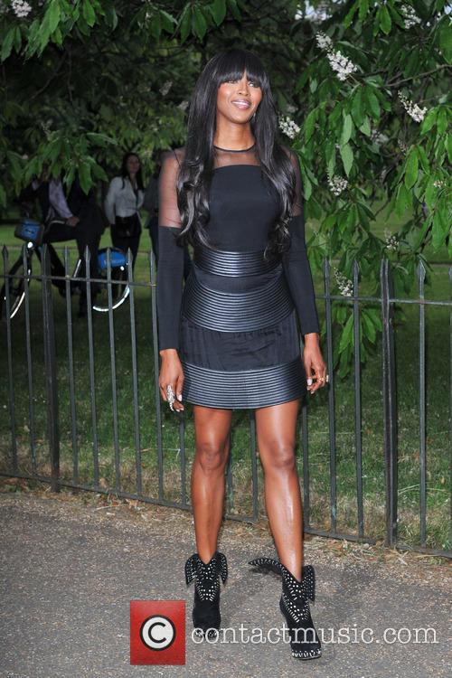 Naomi Campbell, Serpentine Gallery