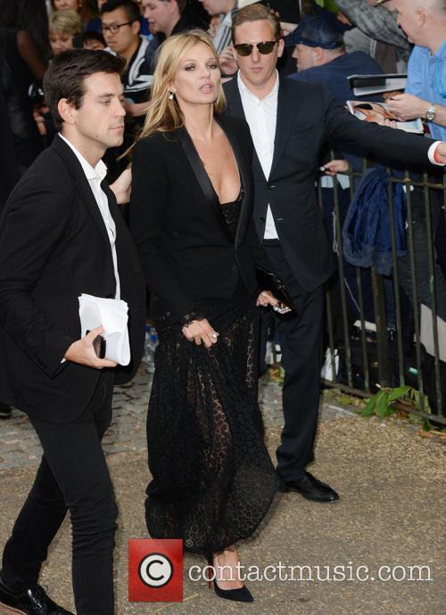 Kate Moss, Serpentine Gallery