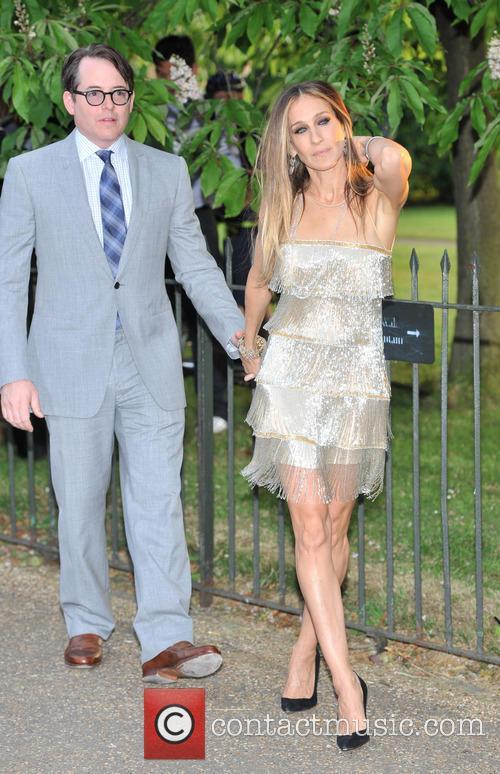 Matthew Broderick and Sarah Jessica Parker 7