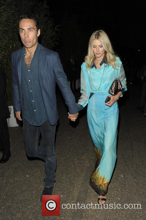 Donna Air and James Middleton 11